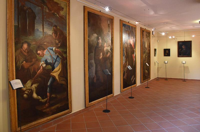 """Pinacoteca """"Palazzo Lazzarini"""""""